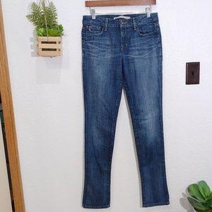 Joe's Jeans fit skinny visionaire medium wash 26